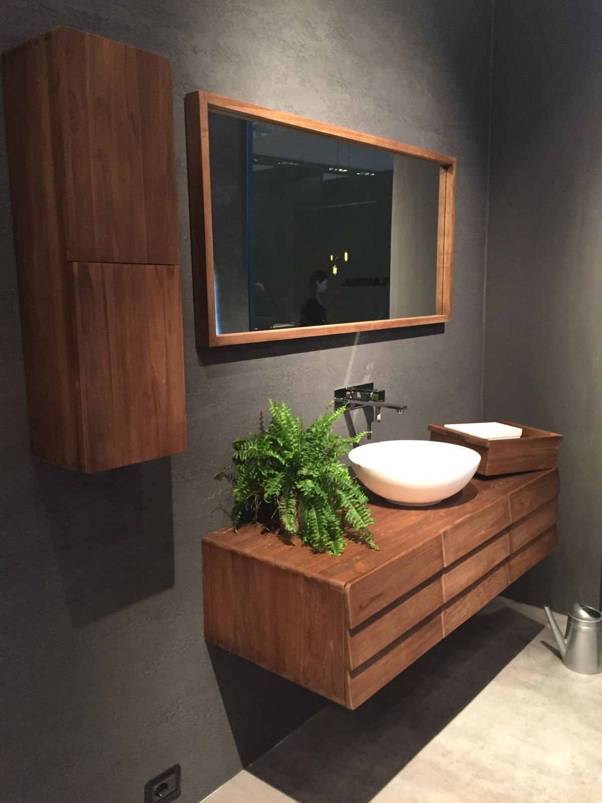 Wood 24 Inch Bathroom Vanity
