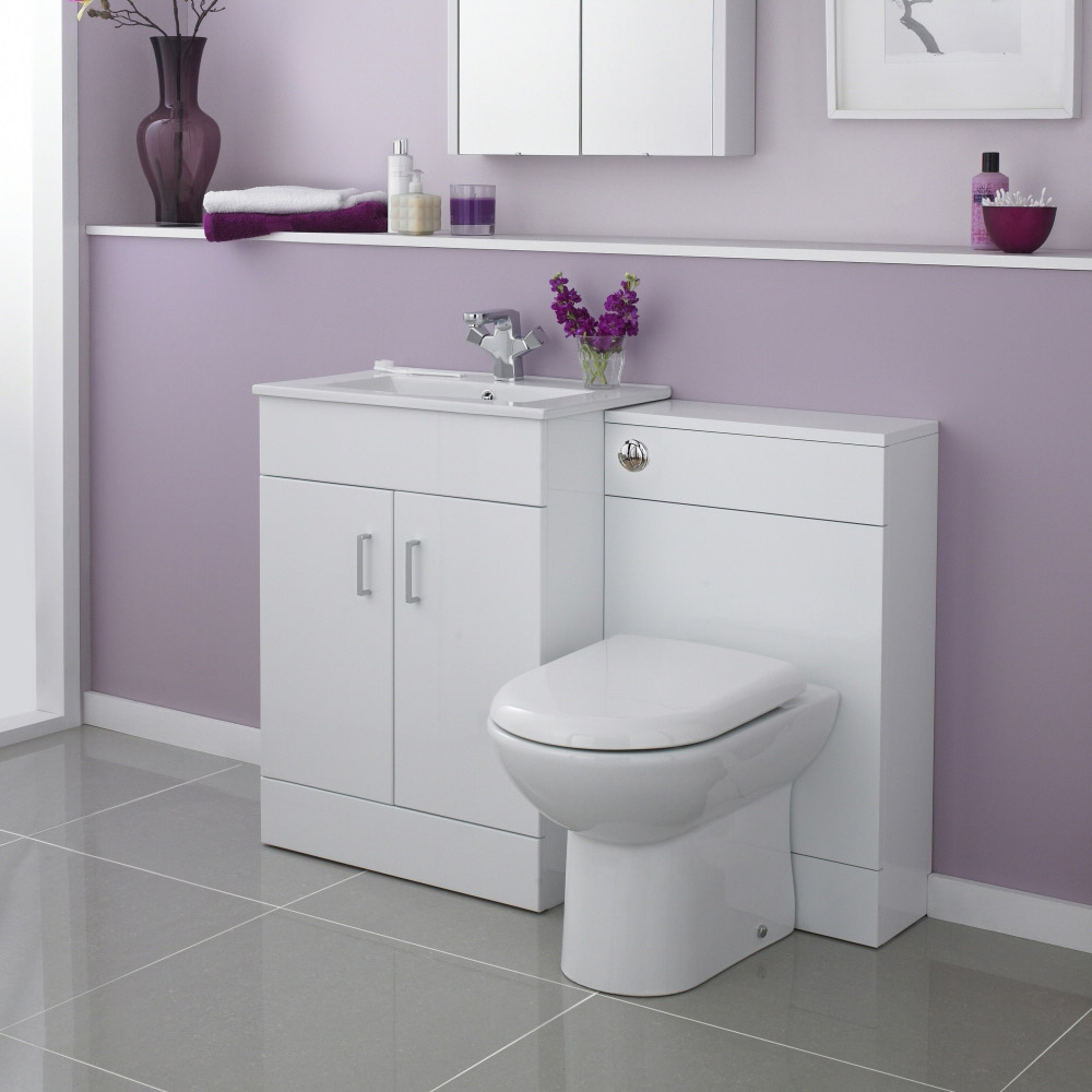 Image of: 36 Inch Bathroom Vanity Units