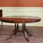 60 Inch Round Dining Table With Extension