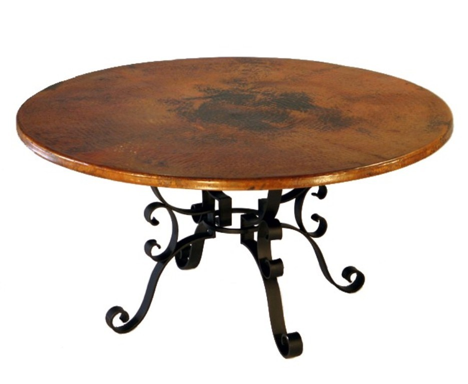 Image of: 60 Inch Round Dining Table