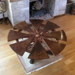 Amazing Expandable Round Dining Table Price