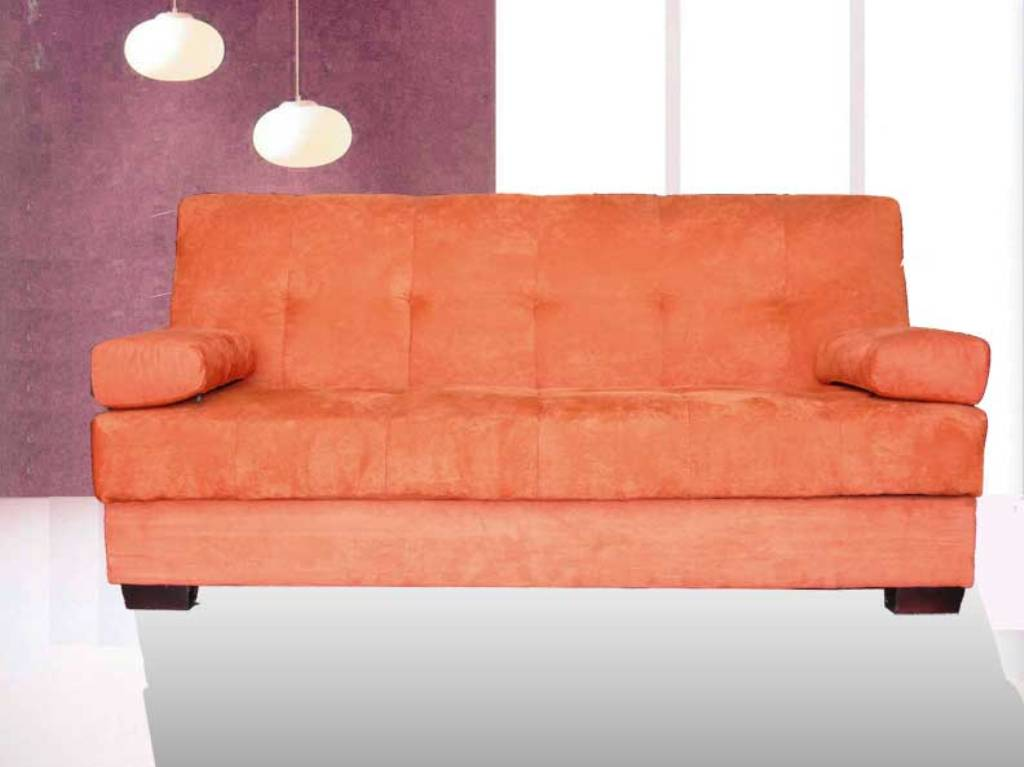 Picture of: Ara Futon Sofa Bed With Storage