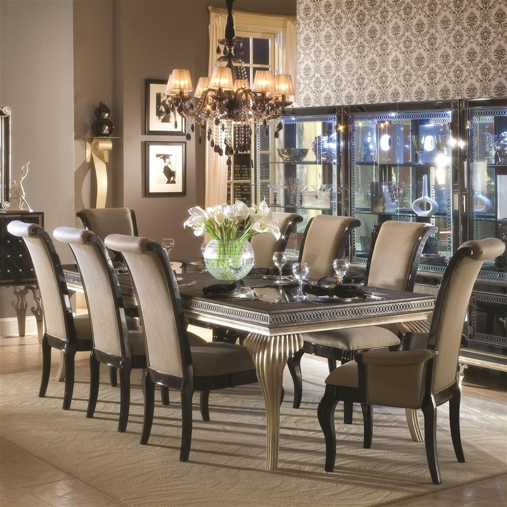 Picture of: Awesome Formal Dining Table
