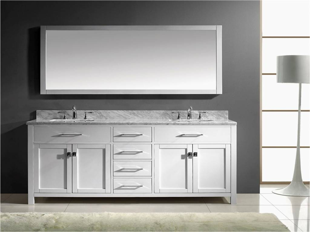 Image of: Best 72 Bathroom Vanity Double Sink