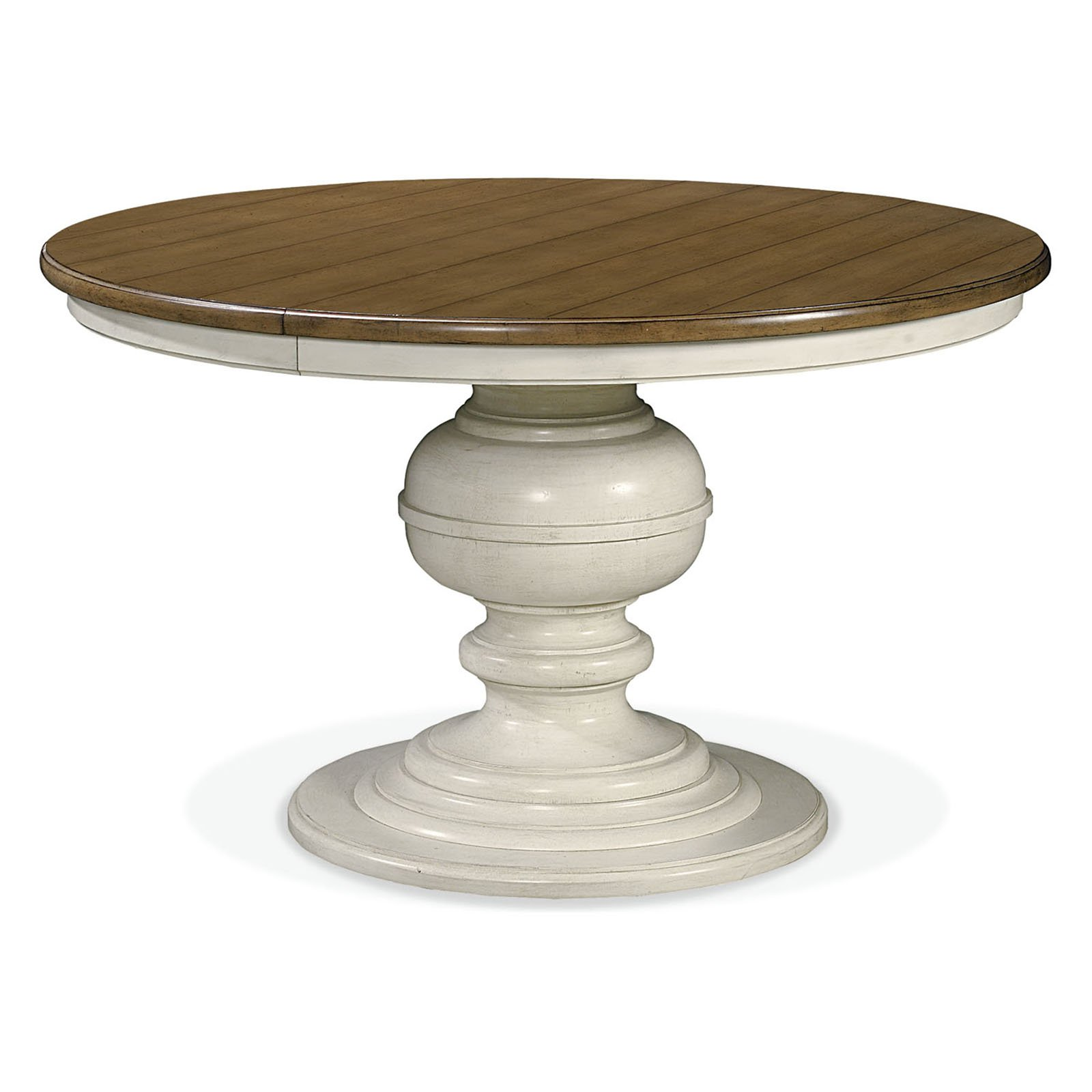 Picture of: Best Oval Pedestal Dining Table