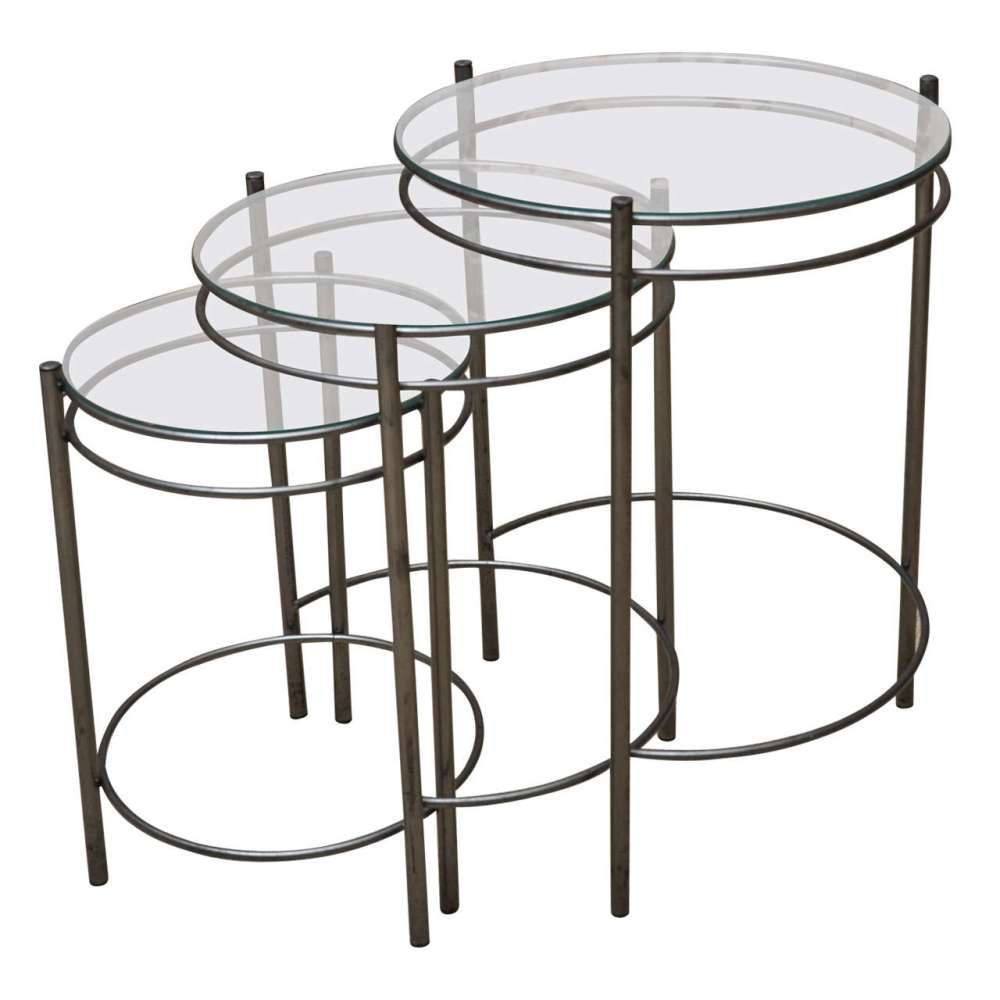 Picture of: Best Round Nesting Tables