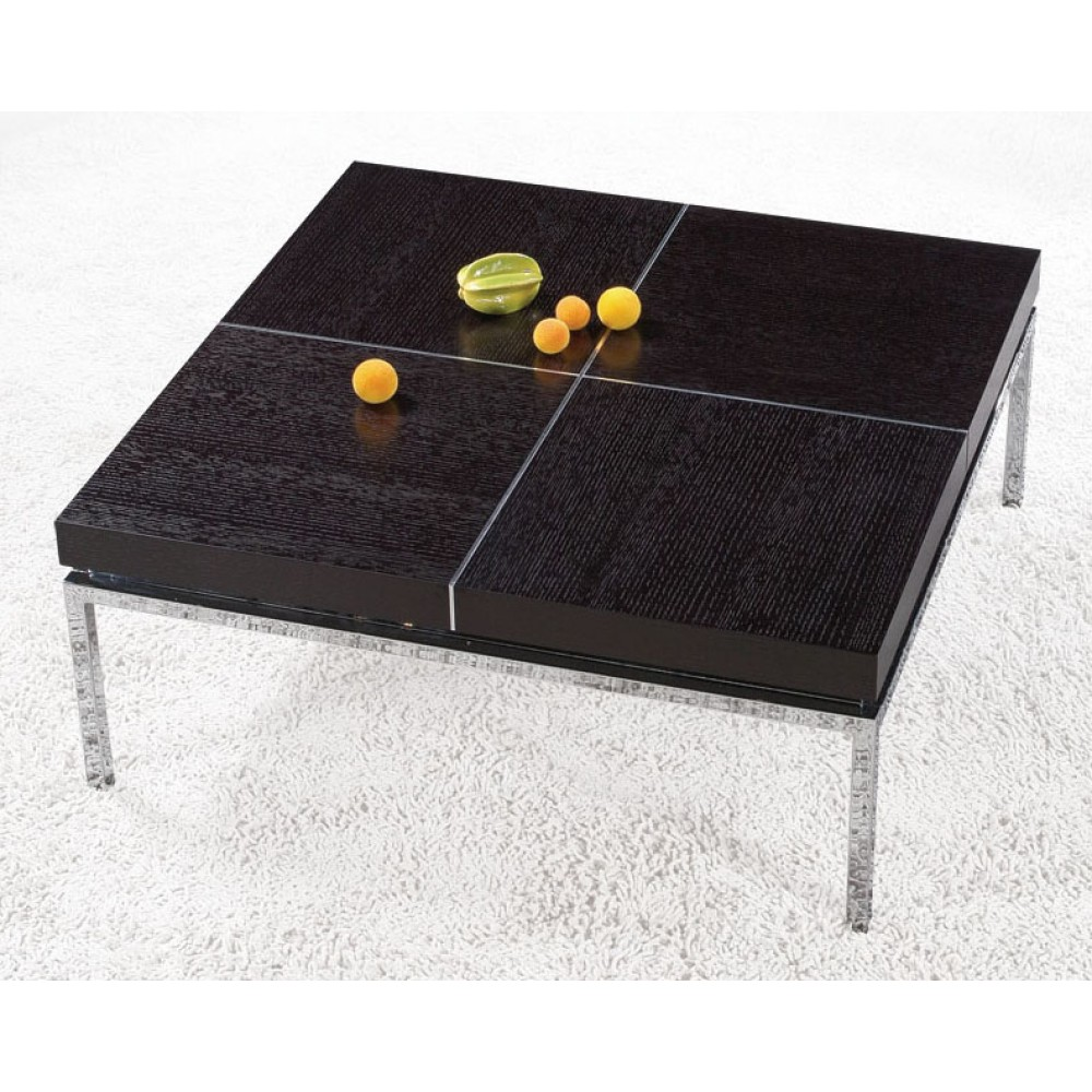 Image of: Big Large Square Coffee Table