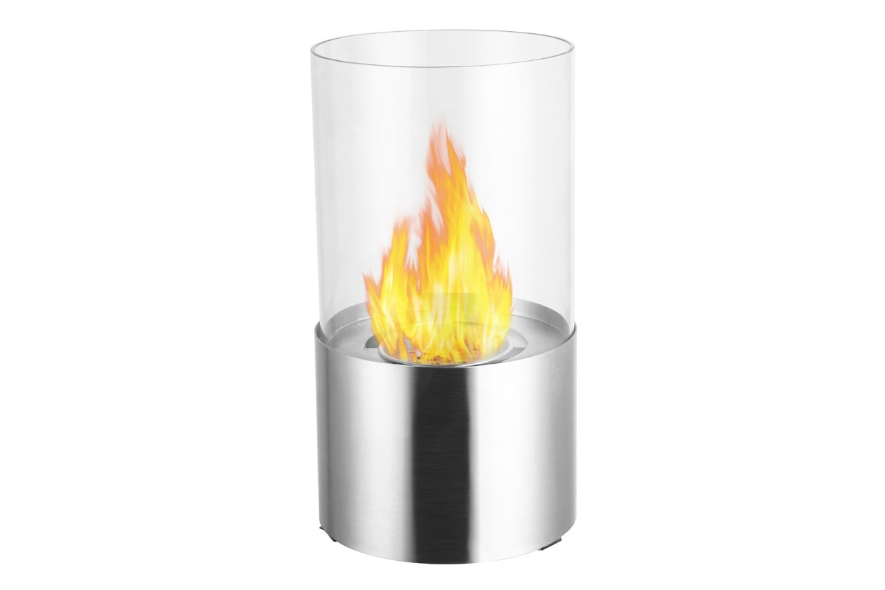 Image of: Circum Tabletop Fireplace