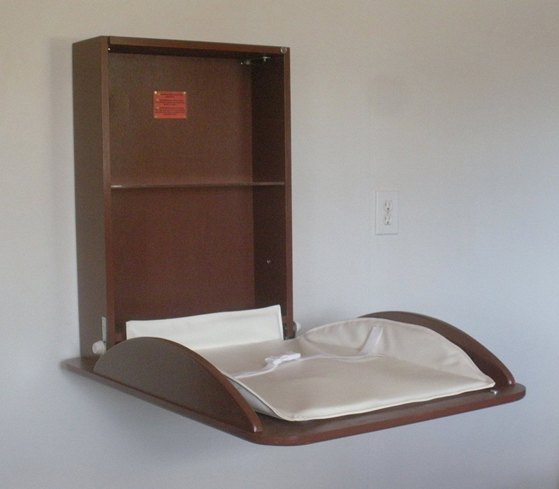 Image of: Commercial Baby Changing Table