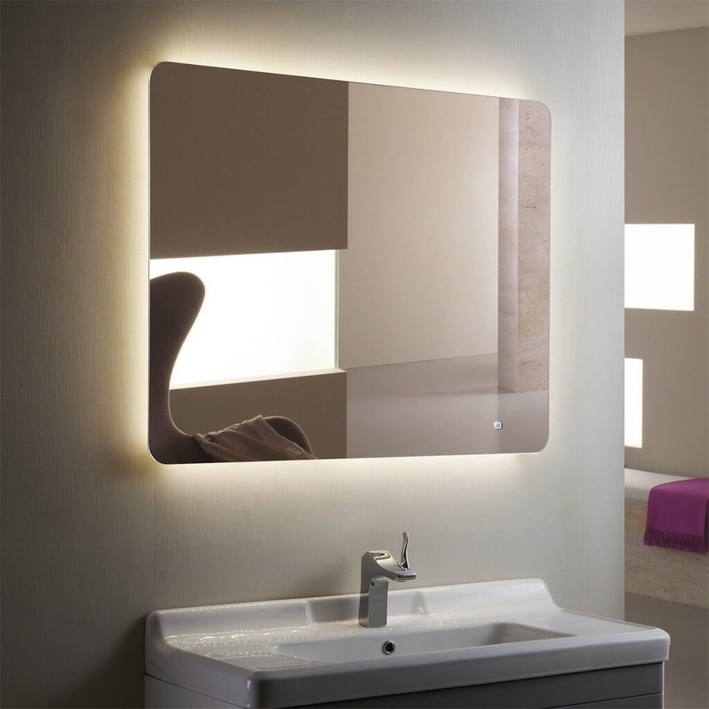 Image of: Cool Led Vanity Lights