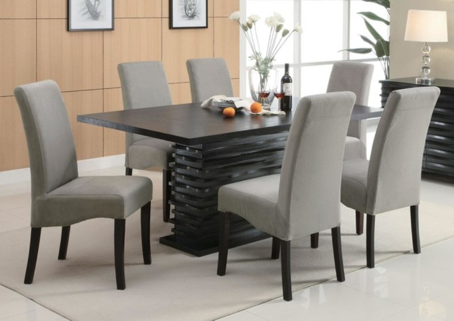 Image of: Counter Height Dining Tables Set Round