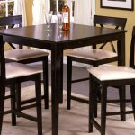 Counter Height Dining Table Sets With Bench