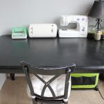 Craft Table With Storage Furniture