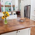 Decorating Butcher Block Table Tops