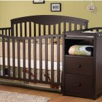 Design Cribs With Changing Table Combo