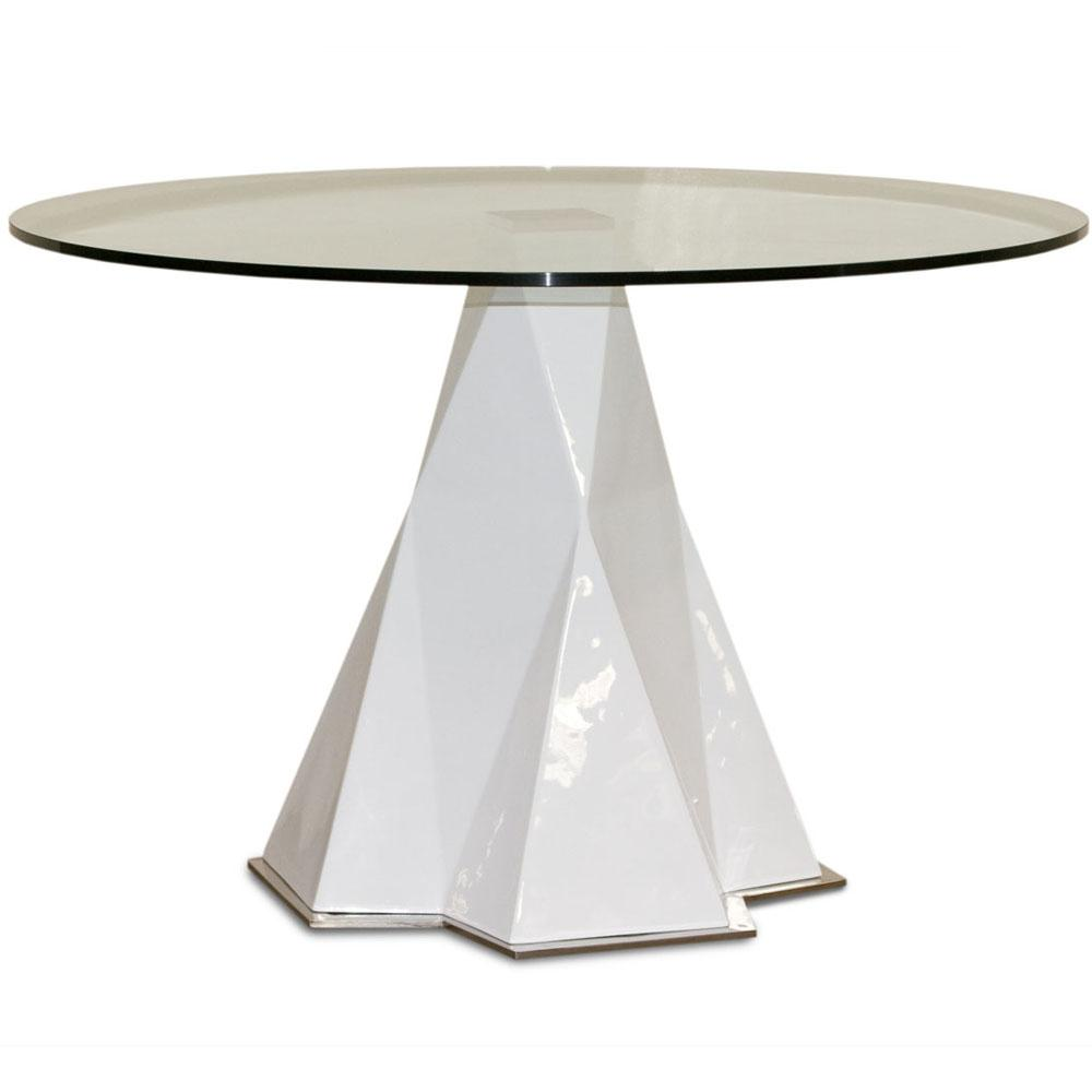Diamont Table Bases For Glass Tops