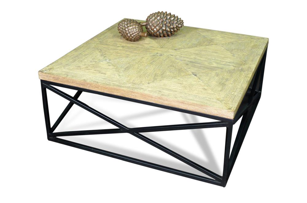 Image of: Distressed Wood Coffee Table Top