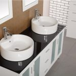 Double Sink Vanity Top Dimensions