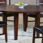 Drop Leaf Dining Table With Chair Storage