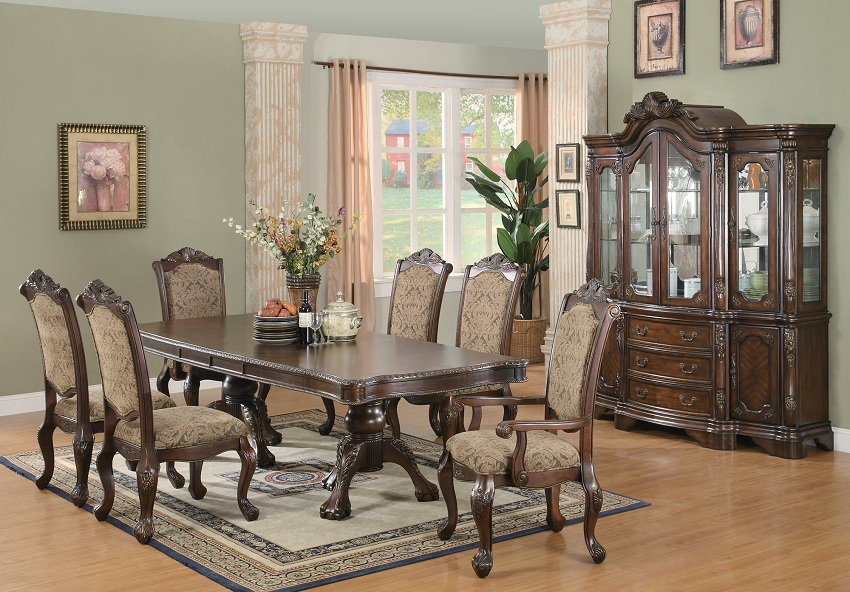 Picture of: Excellent Formal Dining Table