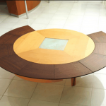 Expandable Round Dining Table Price