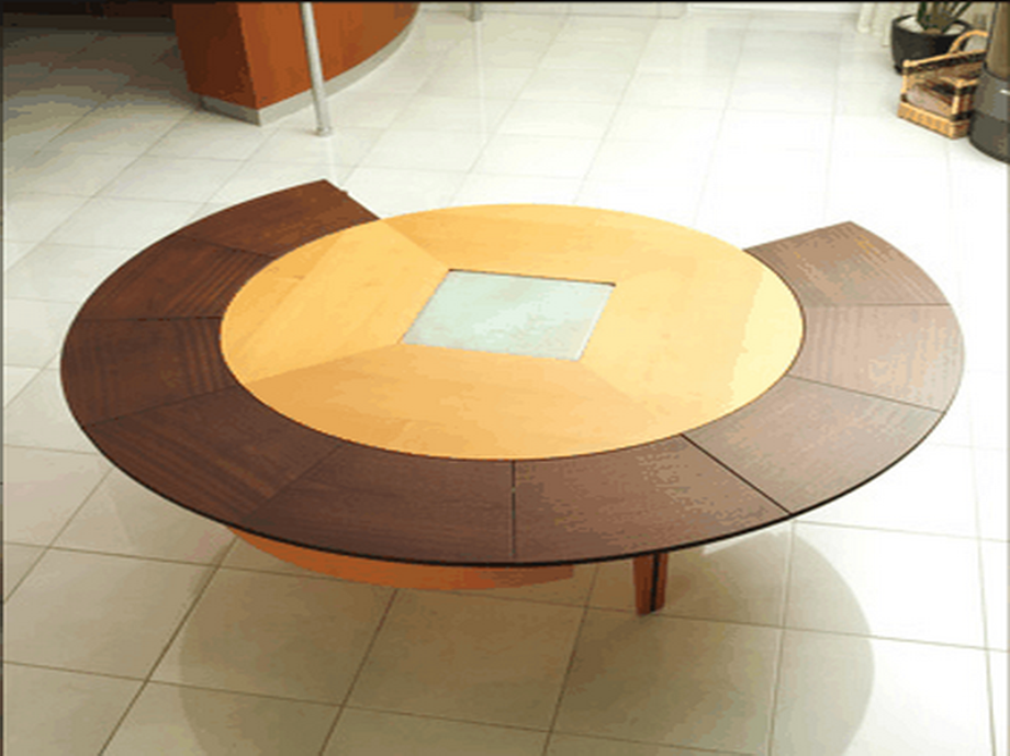 Picture of: Expandable round dining table price