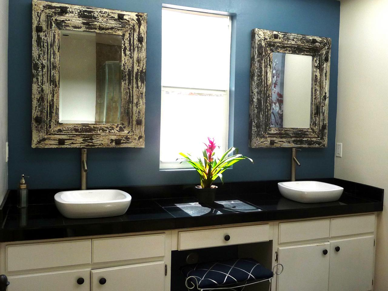 Picture of: Farmhouse Bathroom Vanity Furniture