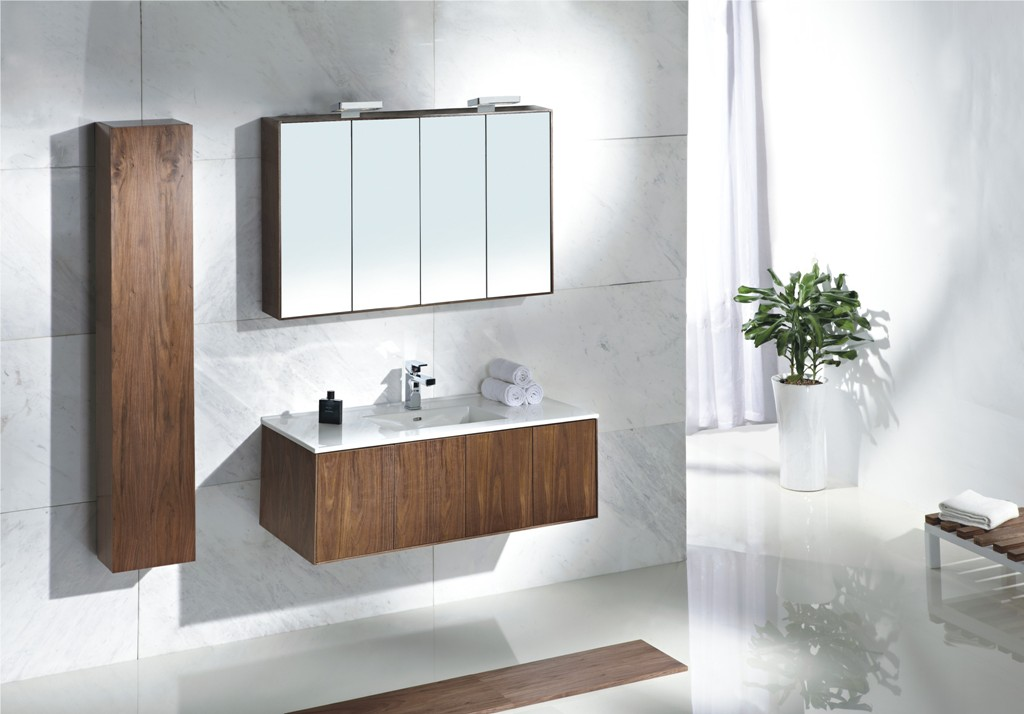 Picture of: Floating Ikea Bathroom Vanity