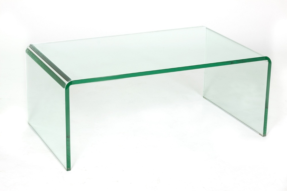 Image of: Furniture Tempered Glass Coffee Table