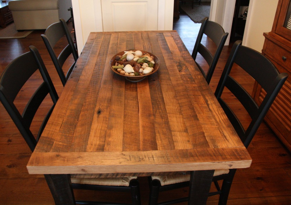 Image of: Gallery Butcher Block Table Tops