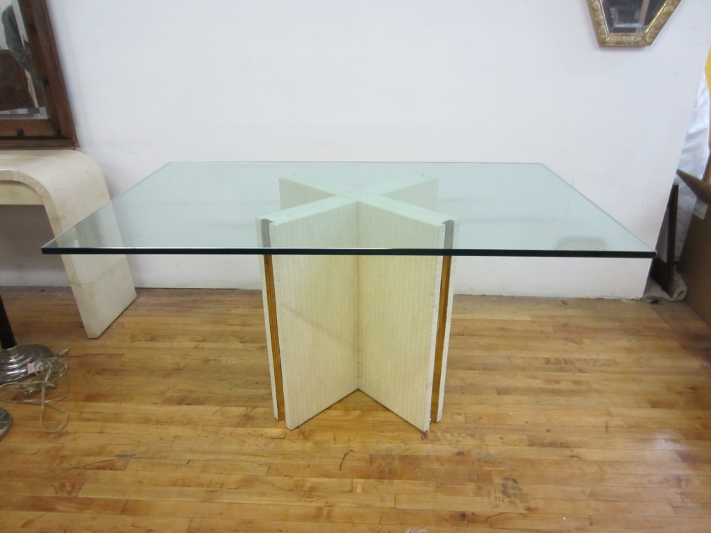 Image of: Glass Table Base Ideas for Coffee Table