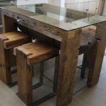 Glass Top Table Base Design
