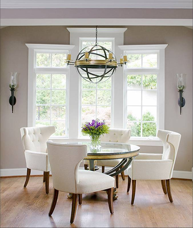 Picture of: Glass dining room table sets ideas