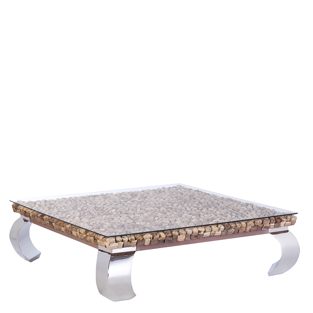 Image of: Idaes Large Square Coffee Table