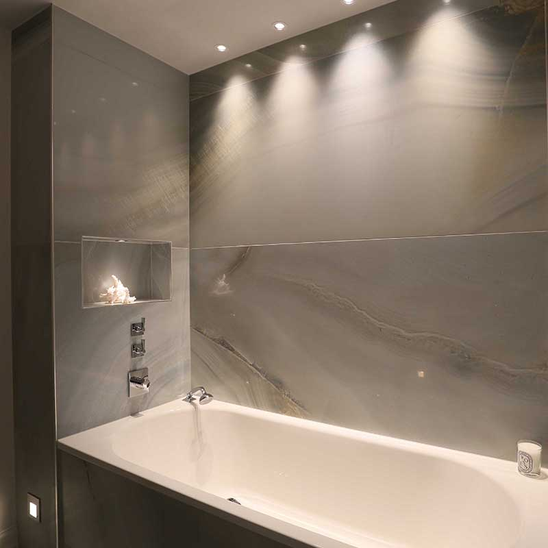 Image of: Ideas Led Vanity Lights