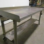 Industrial Portable Work Bench