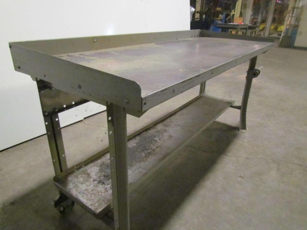 Image of: Industrial Portable Work Bench