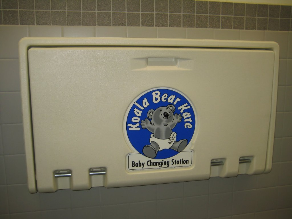 Image of: Koala Changing Table Ideas