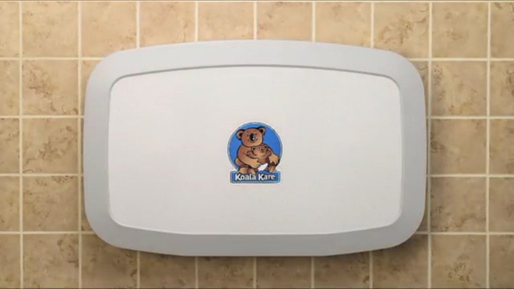 Image of: Koala Changing Table Replacement Parts