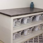 Laundry Folding Table Diy