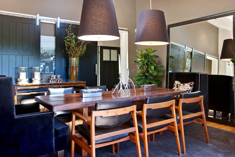 Picture of: Mid Century Dining Table Style