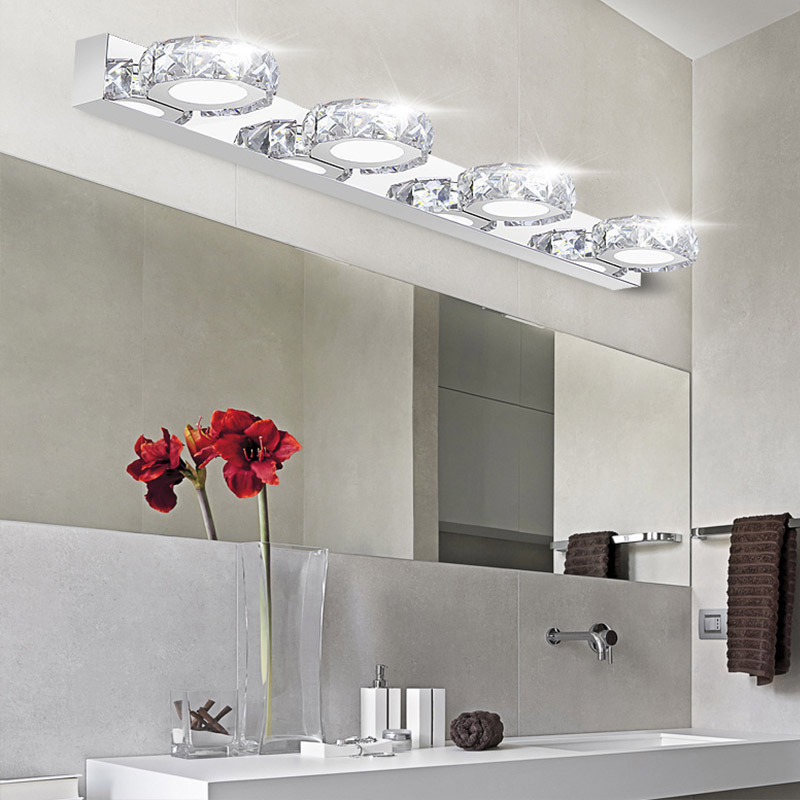 Image of: Modern Led Vanity Lights