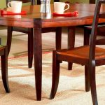 Modern Oval Dining Table With Leaf