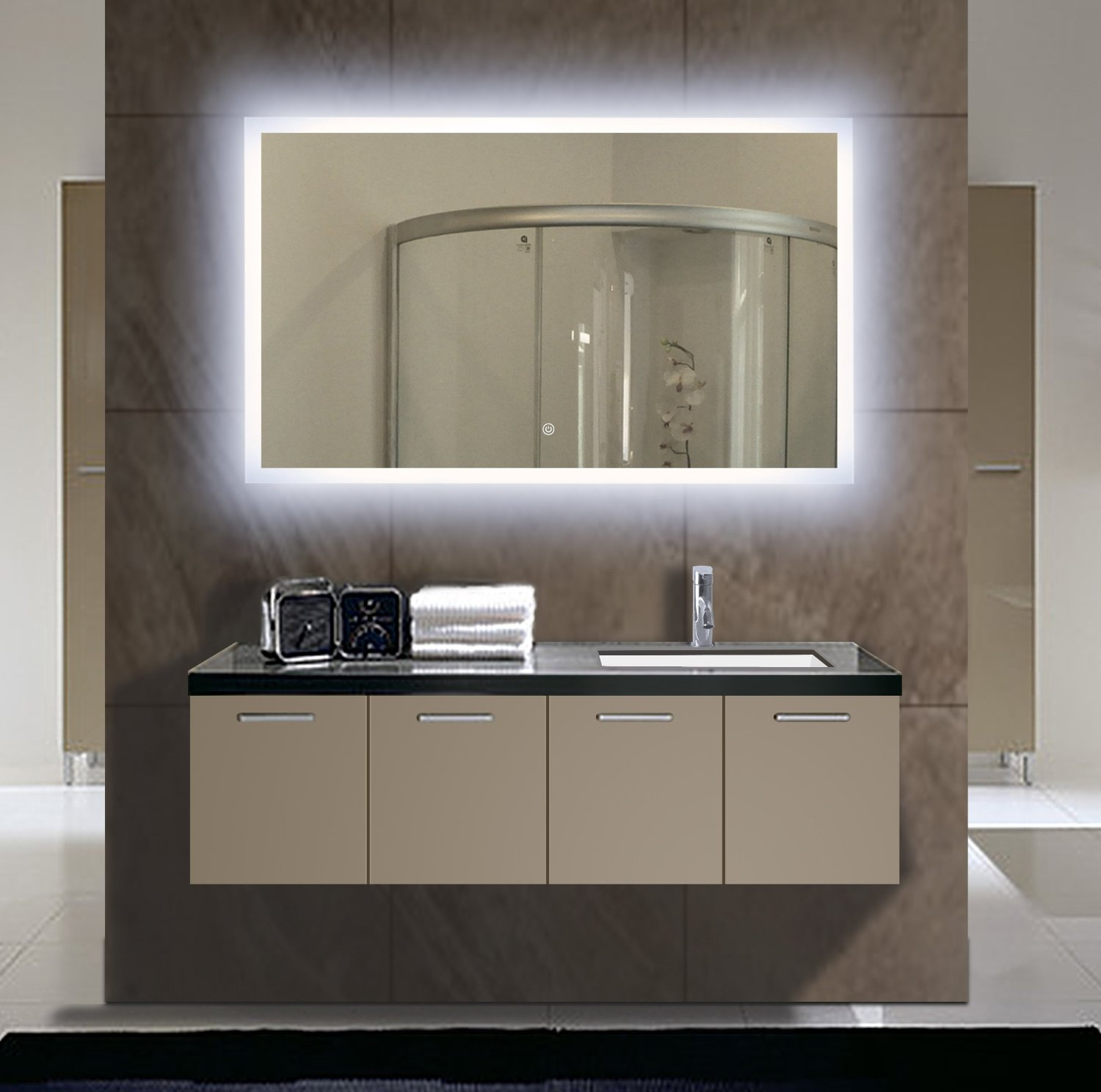 Image of: New Led Vanity Lights