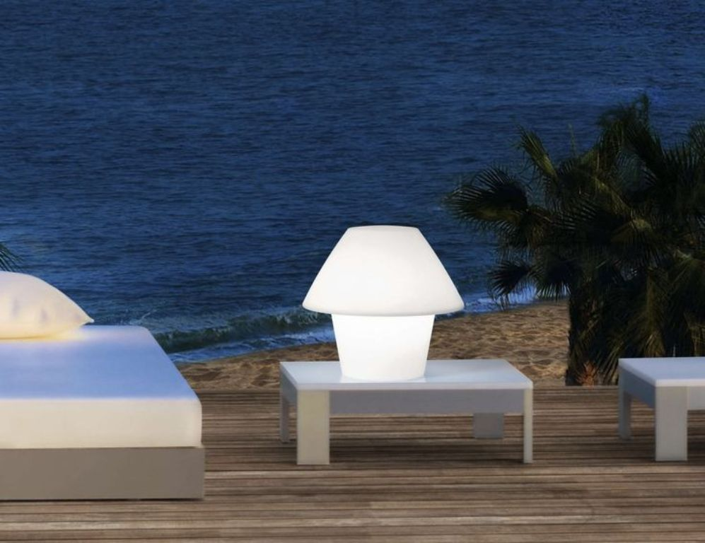 Picture of: outdoor table lamps clearance