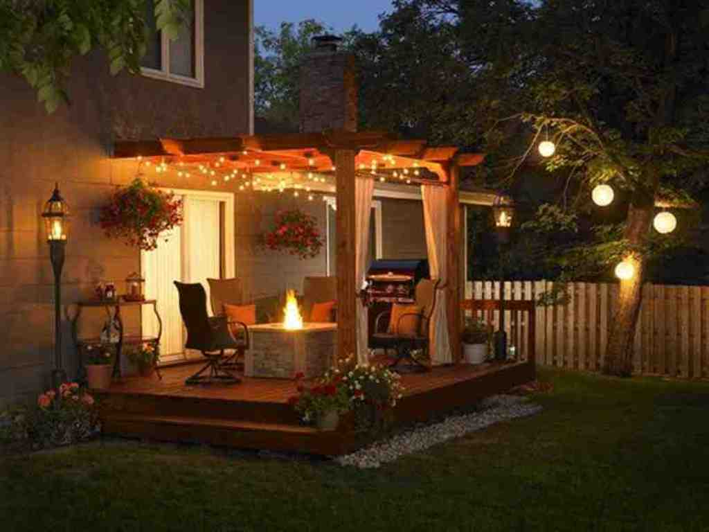 Picture of: outdoor table lamps lowes