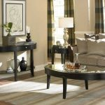 Oval Glass Coffee Table Furniture