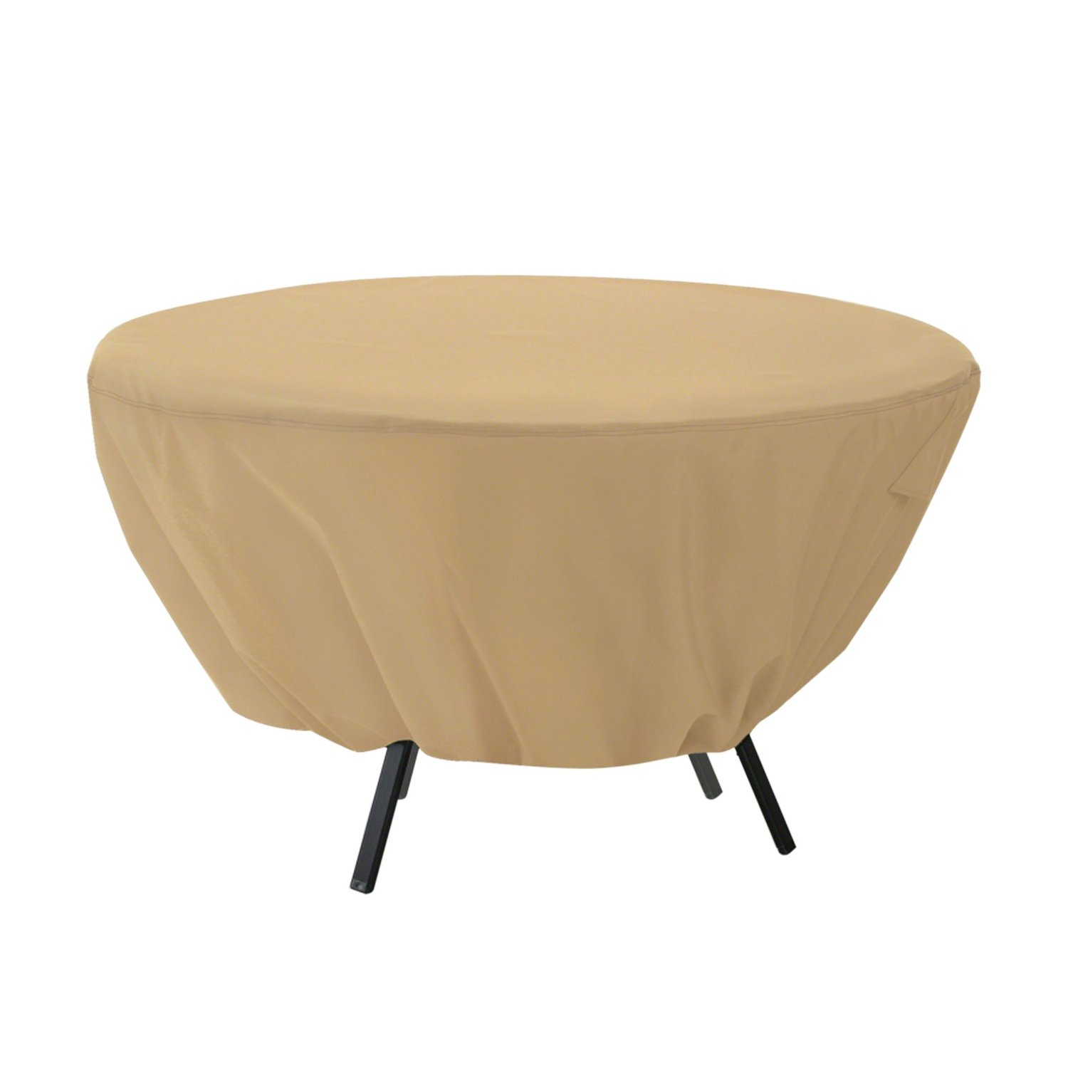Image of: Patio table cover round