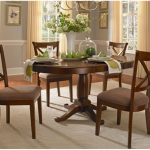 Perfect Oval Pedestal Dining Table