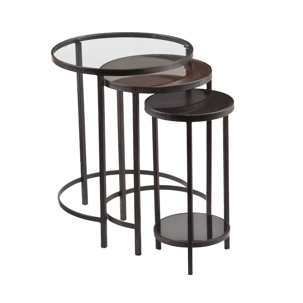 Image of: Popular Round Nesting Tables